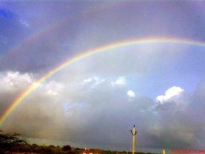 Beautiful rainbow clicked by Jignesh Adhyaru