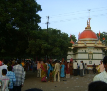 Mela at Bhutnath Temple in Mahuva