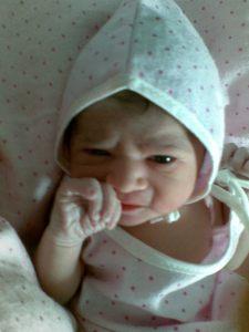 Vikas Belani's daughter