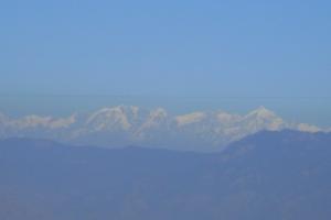 Himalaya from Masuri