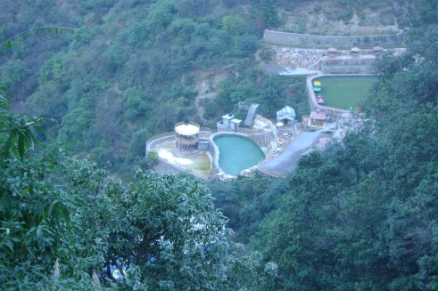 A scene from Dehradun