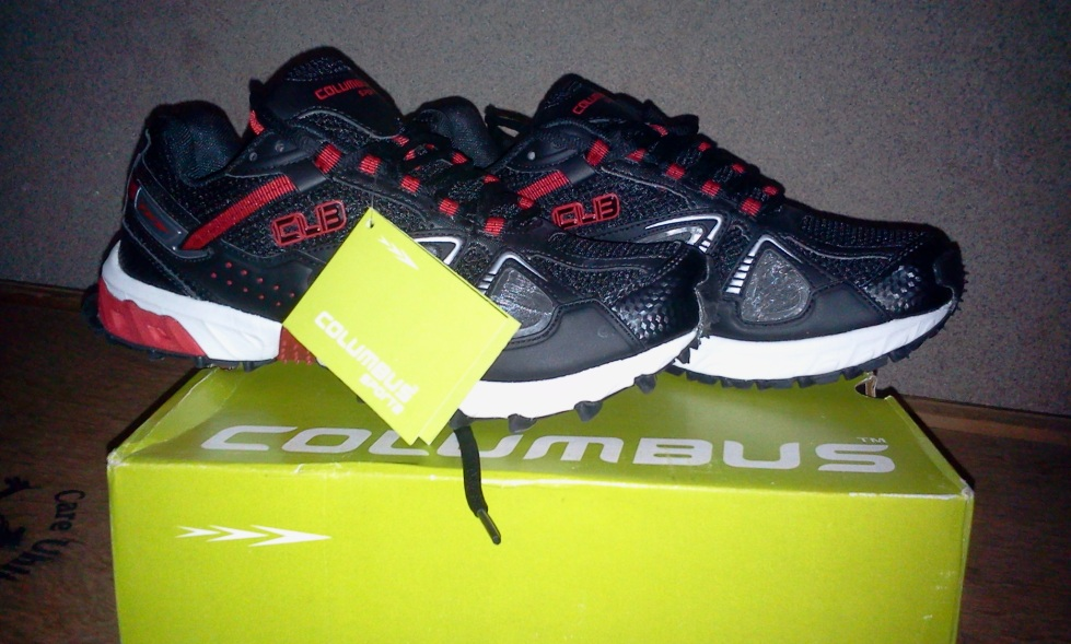 Columbus sports shoes for running